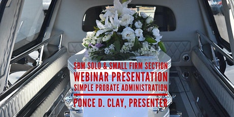 Understanding Simple Probate Administration tickets