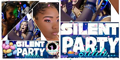 Easter silent party tickets