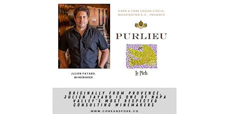Purlieu, Le Pich: Julien Fayard, Winemaker tickets