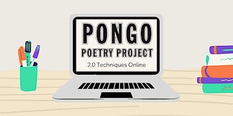 Pongo 2.0 Techniques Online ingressos