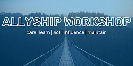 SNS Virtual Allyship Workshop (2-Part) tickets