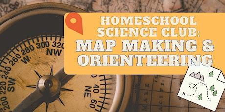 Homeschool Science Club: Map Making & Orienteering tickets