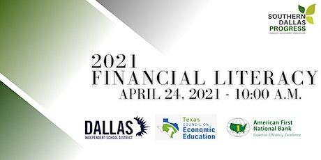 2021 Financial Literacy Fair tickets