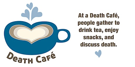 *VIRTUAL* Death Café with Seniors at Home tickets