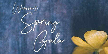 Women's Spring Gala tickets