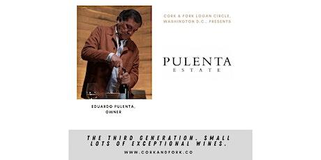 Pulenta: Eduardo Pulenta, Winemaker/Owner entradas