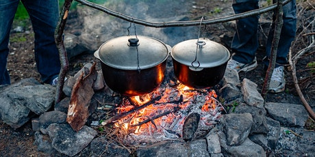 Cooking Outdoors with Noah Clickstein tickets