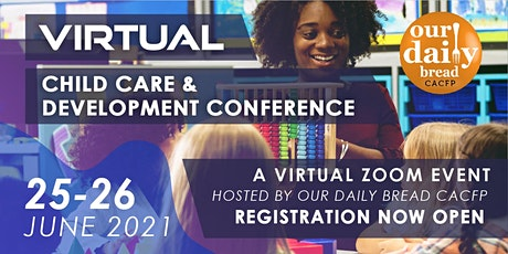 Virtual Child Care & Development Conference 2021 tickets