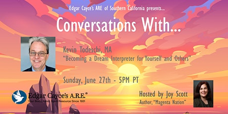 Conversations With... Kevin Todeschi tickets