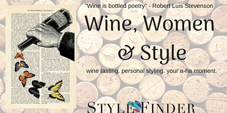 Wine, Women & Style: April Sip + Shop Event tickets