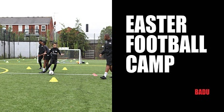 BADU Football Camp- EASTER: Tickets available for week 2 (12.4.20) tickets