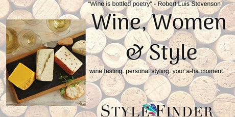 Wine, Women & Style: May Sip + Shop Event tickets