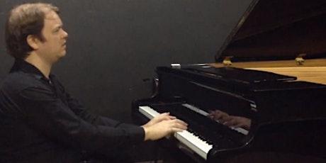 Rachmaninov: Piano Concerto no.3  with virtual orchestra. biglietti
