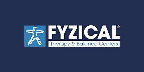 FYZICAL & Pelican Landing Online Webinar Series! tickets