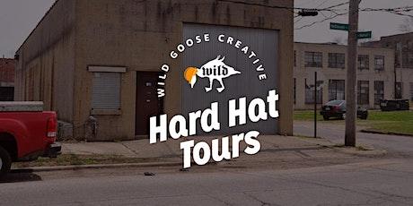 Wild Goose Creative Hard Hat Tours tickets