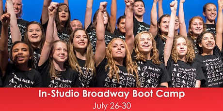 In-Studio Broadway Boot Camp tickets