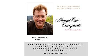 Mount Eden: Jeffrey Patterson, Winemaker tickets