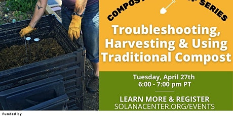 Free Virtual Workshop: Troubleshooting, Harvesting, and Using Traditional C tickets