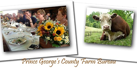 Prince George's County Farm Bureau Drive-Thru Dinner Event - MAY 1, 2021 tickets