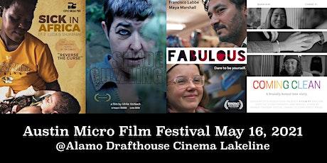 Austin Micro Film Festival Spring 2021 tickets