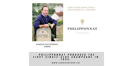 Champagne Philipponnat: Charles Philipponnat, Owner tickets