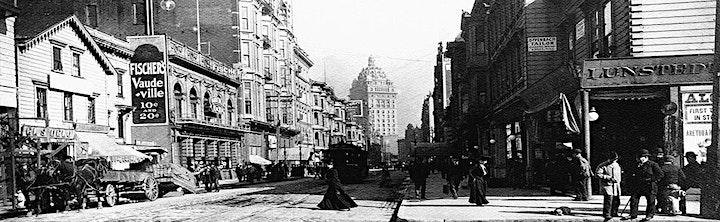Online - San Francisco's Tenderloin District Through Time image