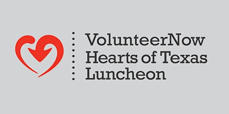 VolunteerNow presents the 14th Annual Hearts of Texas Luncheon tickets