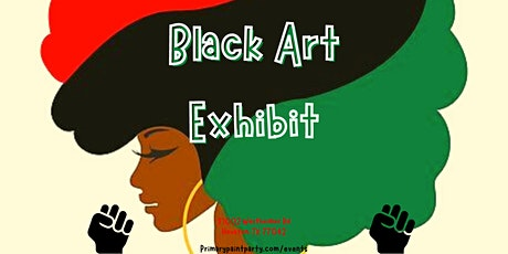 Black Art Exhibit tickets