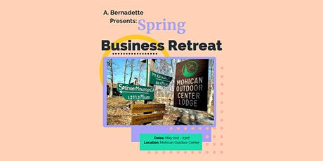 Spring Business Retreat tickets