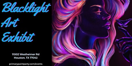 Blacklight Art Exhibit tickets