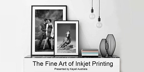 Fine Art Printing Workshop Melbourne tickets