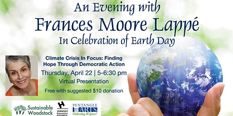 An Evening with Frances Moore Lappé tickets