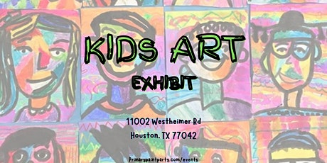 Kids Art Exhibit tickets