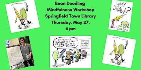 Bean Doodling  Mindfulness Workshop bilhetes