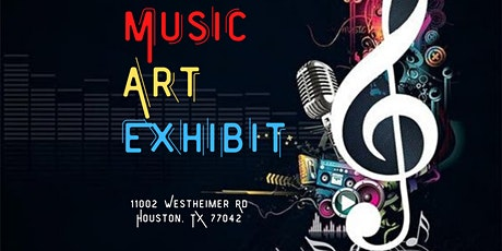 Music Art Exhibit Opening Day tickets