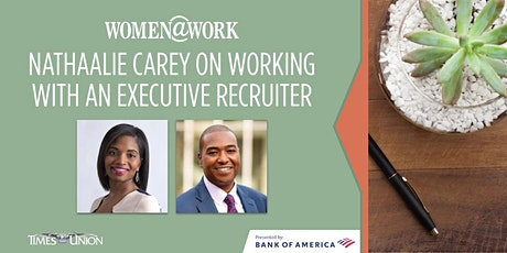 Nathaalie Carey on working with an executive recruiter tickets
