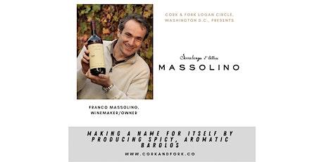 Massolino Vigna Rionda: Franco Massolino, Winemaker/Owner tickets