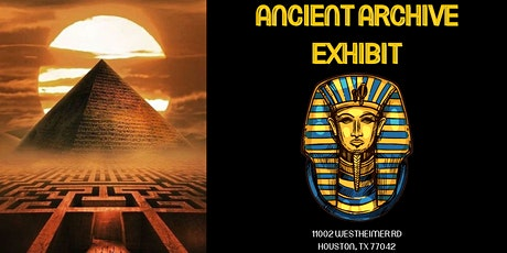 Ancient Archive Exhibit Opening Day tickets