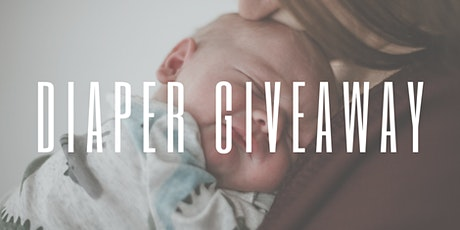 Diaper Giveaway tickets