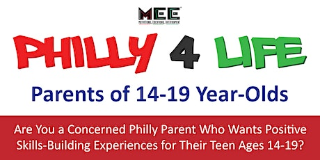 Philly 4 Life Orientation Session (Concerned Parents) tickets