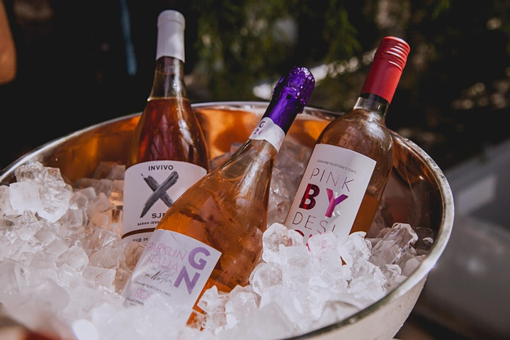 50 Shades of Rose- Drink pink Tasting experience image