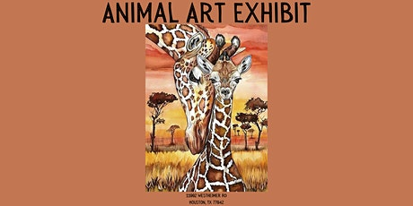 Animal Art Exhibit Opening Day tickets