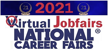 CHICAGO VIRTUAL CAREER FAIR AND JOB FAIR - July 13, 2021 tickets