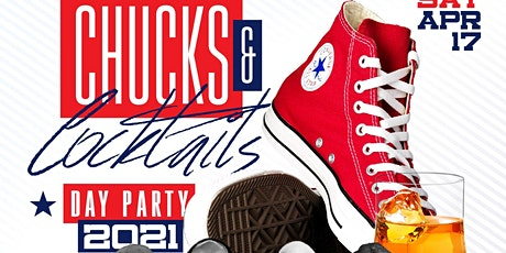 Chucks & Cocktails Day Party 2021 tickets