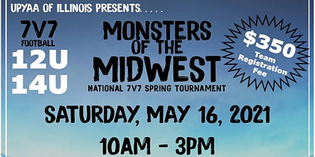Monsters of The Midwest 7V7 National Football Tournament tickets