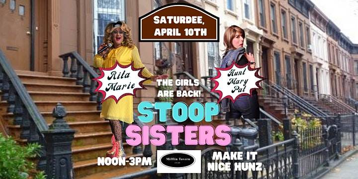 The Stoop Sisters Brunch image
