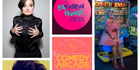 The Comedy Arcade - Live at Brighton Fringe with Jen Brister & Zoe Lyons tickets