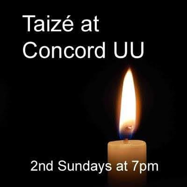 Taizé  Contemplative Services Live Streamed image