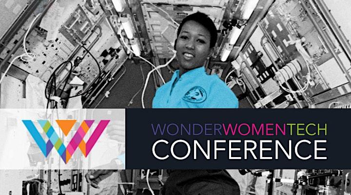 Wonder Women Tech HYBRID National Conference image