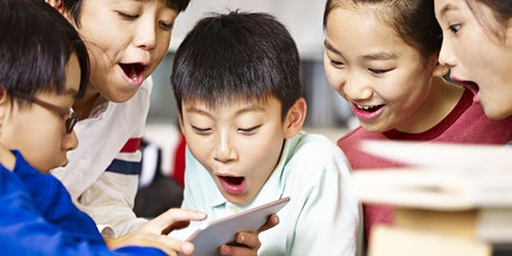 Chinese language club for kids - Live online tickets